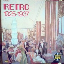 Retro 1925-1937 - Double Album (33 Tours)