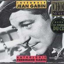 Integrale Jean Gabin (CD Album)