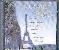Souvenirs De Paris (CD Album)