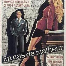 1958-EN CAS DE MALHEUR