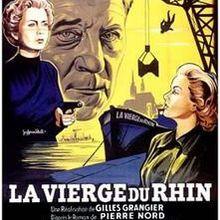 1953-LA VIERGE DU RHIN