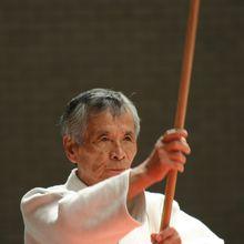 Entretiens avec Tamura senseï (9): bokken fin et léger