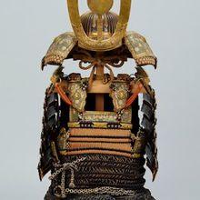 Sabres, armures et peintures japonais sur Google's art project