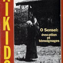 Aïkido Magazine, voyage à travers le temps