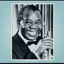 "Louis Armstrong, ""What a wonderful world"""