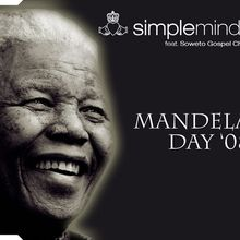 "Simple Minds, ""Mandela day"""