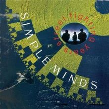 "Simple Minds, ""Belfast Child"""