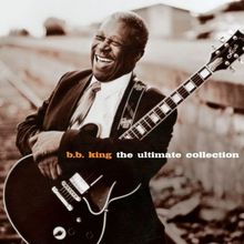 "B.B. King, ""The thrill is gone"""