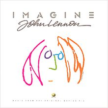 "John Lennon, ""Imagine"""