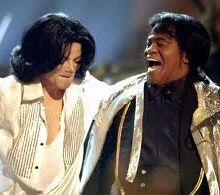 James Brown, Michael Jackson et Prince
