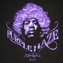 "Jimi Hendrix, ""Purple Haze"""