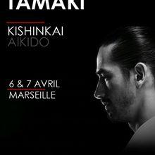 Léo Tamaki à Marseille, 6 et 7 avril