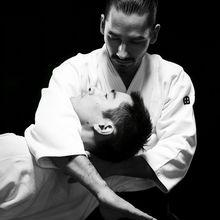 Cours d'Aïkido à Paris et Vanves avec Léo Tamaki