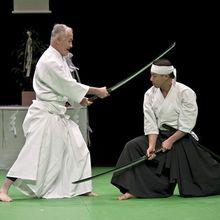 Une légende du Judo… invisible