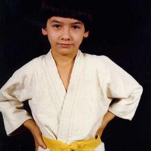 Tamaki Léo, judoka d'élite