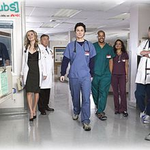 Scrubs et House