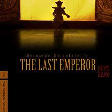 Bande originale du dernier empereur par Sakamoto Ryuichi