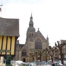 La Basilique St Sauveur de Dinan et ses orgues