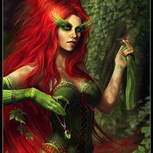 Poison Ivy ! Rhaaaa, pas lovely.....