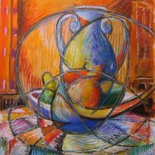 """EXPO HUILE """"MODERNE"""""""