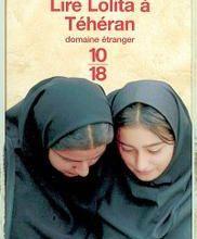 Lire Lolita à Téhéran d'Azar Nafisi