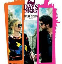 2 days in Paris de Julie Delpy