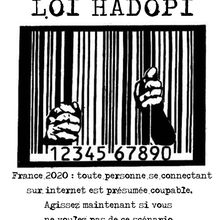 Sarkozy I - Hadopi II : Surveiller, Punir