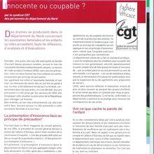 """AssFam au CG59 : """"Innocente ou coupable ?"""""""
