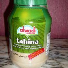 """le """"tahiné"""" crème de sésame un ingrédient formidable"""