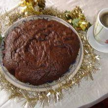 mon gâteau au cacao