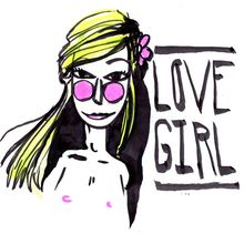 variation : love girl