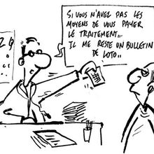 Loto médication...