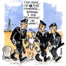 arrestations arbitraires : ça continue ...