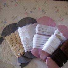 en rose & gris, une nouvelle série de cartonnettes...