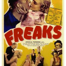 Dimanche 24 Mai-0h40 : Cycle : Tod Browning : Freaks ****