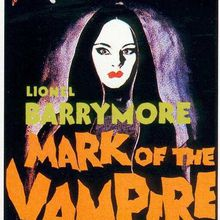 Dimanche 17 Mai-0h15-Cycle : Tod Browning : La marque du vampire ****