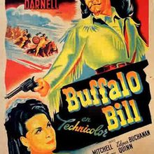 Buffalo Bill de Wellman-Le 15 Août sur France 3
