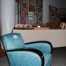 Ma présentation au salon de l'artisanat d'art à Tautavel 2012