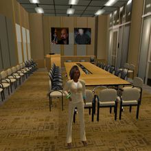 Second life : Texas University & Statistiques récentes