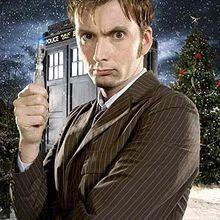 De la part du Docteur et de moi-même... Happy New Year!