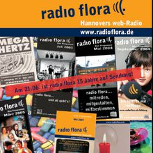 happy birthday Radio Flora