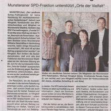 """Munster: """"Keine rechte Hochburg"""" - Heidekurier vom 15.06.08"""