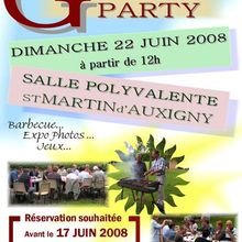 Grill Party 2008