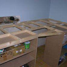 Construction des modules