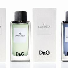 Collection de parfums par Dolce & Gabbana et Ego Facto