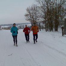 Döberitzer Heide - ein Wintermärchen