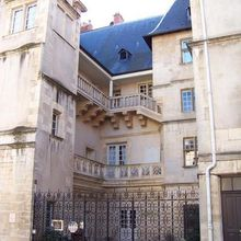 Nancy : hôtel d'Haussonville