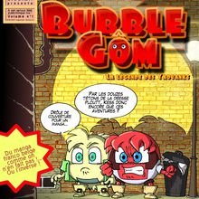 Bubblegôm et Webcomics