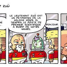épisode 2 : le second officier Zuü