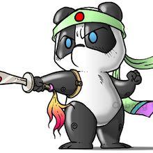 Le retour du Panda Samouraï